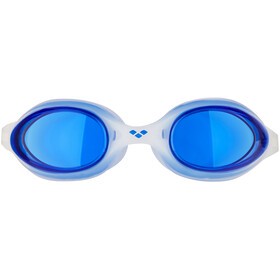 arena Spider Goggles blue-clear-clear